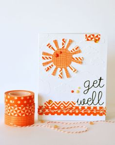 Queen & Co New Washi Tapes! Cute idea!!
