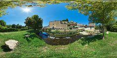 Le moulin de la Tour à Pons  -  France © Pascal Moulin
