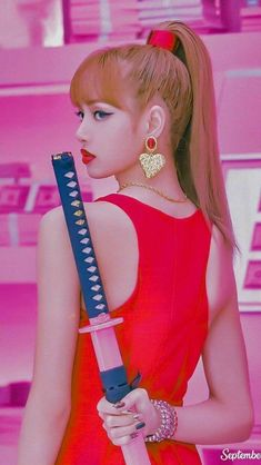 Check out Blackpink @ Iomoio Blackpink Lisa, Jennie Blackpink, Kpop Girl Groups, Korean Girl Groups, Kpop Girls, Lisa Black Pink, Black Pink Kpop, Divas, Yg Entertainment
