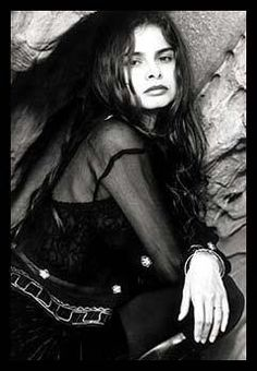 Hope Sandoval (Mazzy Star) is one of my oldest loves.