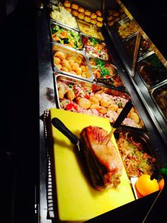 Smyths Carvery lunch