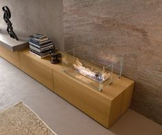 Ventless fires | Fireplaces-Stoves | Inside technology. Check it out on Architonic