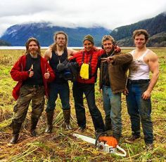 Alaskan Bush People Fanclub