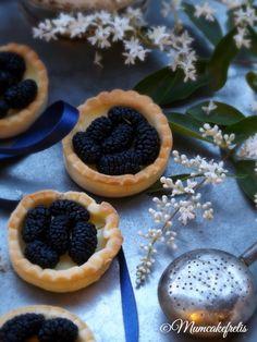 Mulberry tart Recipe