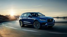 Jaguar is proud to present the all-new Jaguar F-PACE for families and drivers looking for the ultimate luxury performance SUV.