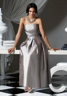 Dessy Group - Dessy Collection Bridesmaid Dress 2768