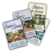"""""""The touching series of love, faith and friendship that bind the lives of the four remarkable women of Cedar Circle."""" This is one of my favorite book series.  I wish they would write another one."""
