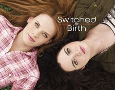 "Interview with Sean Berdy, Star of ABC Family's ""Switched at Birth"" Abc Family, Katie Leclerc, Sean Berdy, Disney Channel, Vanessa Marano, Movies And Series, Movies And Tv Shows, Disney Cartoons, Meaghan Martin"