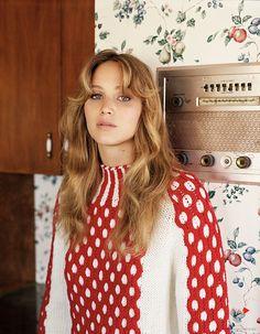 Jennifer Lawrence by Alasdair McLellan
