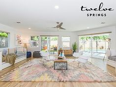 Vacation homes near Disneyland: You'll love how bright, beautiful, and spacious HARRIET HOME by Twelve Springs is. It features a private pool, 4 large bedrooms, 2 bathrooms, and spacious living areas.