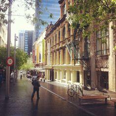 Elliot Street, Auckland CBD