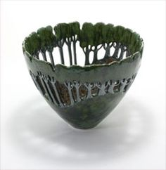 Sutherland Ceramics. Hand Coiled Ceramics by Rob Sutherland