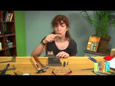 Free Metalsmithing Video on Metal Stamps and Metal Stamping Tools for Jewelry Making