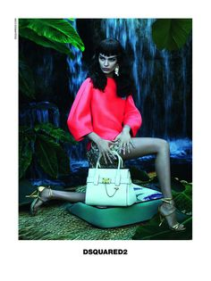 DSQUARED2 SPRING SUMMER 2014 ADVERTISING CAMPAIGN