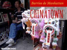 Tienda china del Chinatown de Manhattan, una ¡entre cientos!