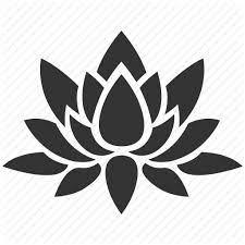 Resultado de imagen para buda flor de loto vector