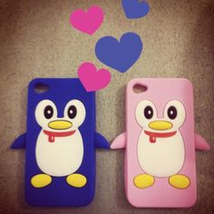 Penguin cover I phone