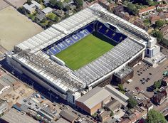 White Hart Lane Stadium. In 2017 I saw the Spurs win with 2-1 (goals by Eriksson, Alli and Ward-Prowse) in their last season at White Hart Lane