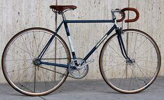 John's Classic Fixed Gear by bishopbikes, via Flickr