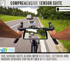 Outdoor and indoor sensors for next-gen applications