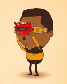 """""""Just like us"""" art show by Mike Mitchell   Abduzeedo   Graphic Design Inspiration and Photoshop Tutorials"""