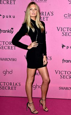 Romee Strijd Photos Photos - Model Romee Strijd attends the after party for the annual Victoria's Secret fashion show at Earls Court on December 2014 in London, England. - Arrivals at the Victoria's Secret Fashion Show Afterparty Lily Donaldson, Fashion Tips For Women, Latest Fashion Trends, Womens Fashion, Fashion Ideas, Ladies Fashion, Fashion Advice, Fashion Styles, Indian Fashion