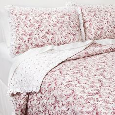 Simply Shabby Chic® Country Paisley Quilt