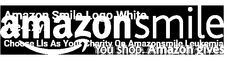 Amazon Smile Logo White