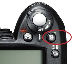 This camera trick will have you taking pictures like a pro. -- NO. This is a Pinterest fucking FAIL. The exposure compensation button will not make you a professional photographer. SIT DOWN.