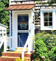 Door Awnings – Design Your Awning Front Door Awning, Door Overhang, Porch Awning, Front Porch, Door Canopy Lights, Back Door Canopy, Metal Awnings For Windows, Outdoor Window Awnings, Farmhouse Patio Doors