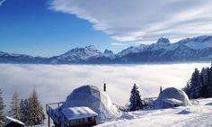 mountain pod switzerland - Google Search