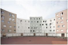 Aillaud Emile, Quartier de la noé, Chanteloup, Rehab Ds studio