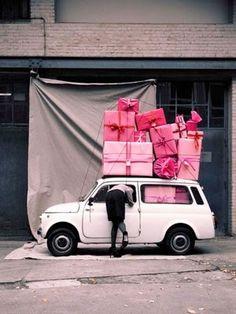 Pink overload?