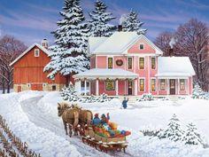 'Holiday Home' by John Sloane