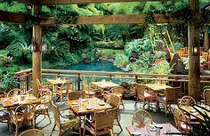 Keoki's Paradise- fun dining on Kauai. One of my favorite meals during the whole trip!