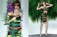 karlie kloss pictures4 800x535 Karlie Kloss Sizzles in Vogue Brazil Spread by Henrique Gendre