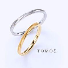 【TOMOE】-鷹羽(たかのは)-洗練された技の詰まった美しいリング!!