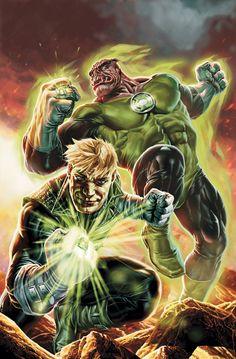 Green Lantern Guy Gardner and Kilowog by Lee Bermejo Green Lantern Corps, Green Lanterns, Comic Book Artists, Comic Books Art, Green Lantern Sinestro, Lee Bermejo, Guardians Of The Universe, San Diego, Marvel E Dc