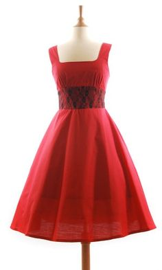 Vintage Style Bombshell Dress - Mad Men Style Image
