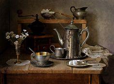 фото: ~ Опять кофе сбежал...~ | фотограф: Елена Татульян | WWW.PHOTODOM.COM