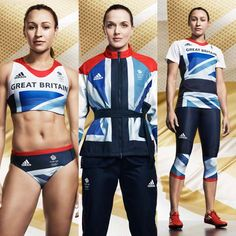 Stella McCartney for the 2012 Olympics.. are you excited for the olympics coming to London?