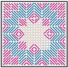 PC Coaster Pattern