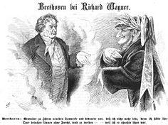 Caricature, Richard Wagner, Art, Bayreuth, Bavaria, Art Background, Kunst, Caricatures, Performing Arts