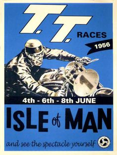 Isle of Man TT 1956