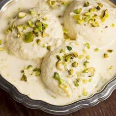 Ras Malai Recipe - Learn how to make Ras Malai Step by Step, Prep Time, Cook . Indian Dessert Recipes, Indian Sweets, Indian Snacks, Indian Foods, Indian Recipes, Ras Malai Recipe, Bengali Food, Desi Food, Indian Dishes