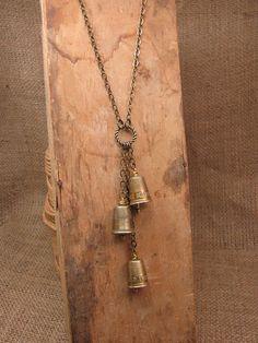 Upcycled bijoux couture couturière Vintage laiton par thekeyofa