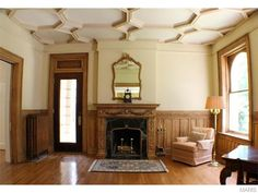 Honeycomb ceilings