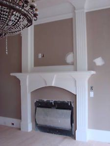 Custom-Made-Fireplace-Surround-Double-Mantel-Valery