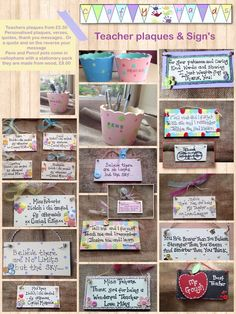 Teachers  gifts crafty hands Collections of my designs please share the board - gifts - all occasions  - personalised  crafty hands  Twitter @Craftyhand  http://m.facebook.com/craftyhandss