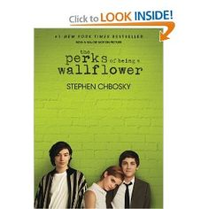 Amazon.com: The Perks of Being a Wallflower (9781451696196): Stephen Chbosky: Books